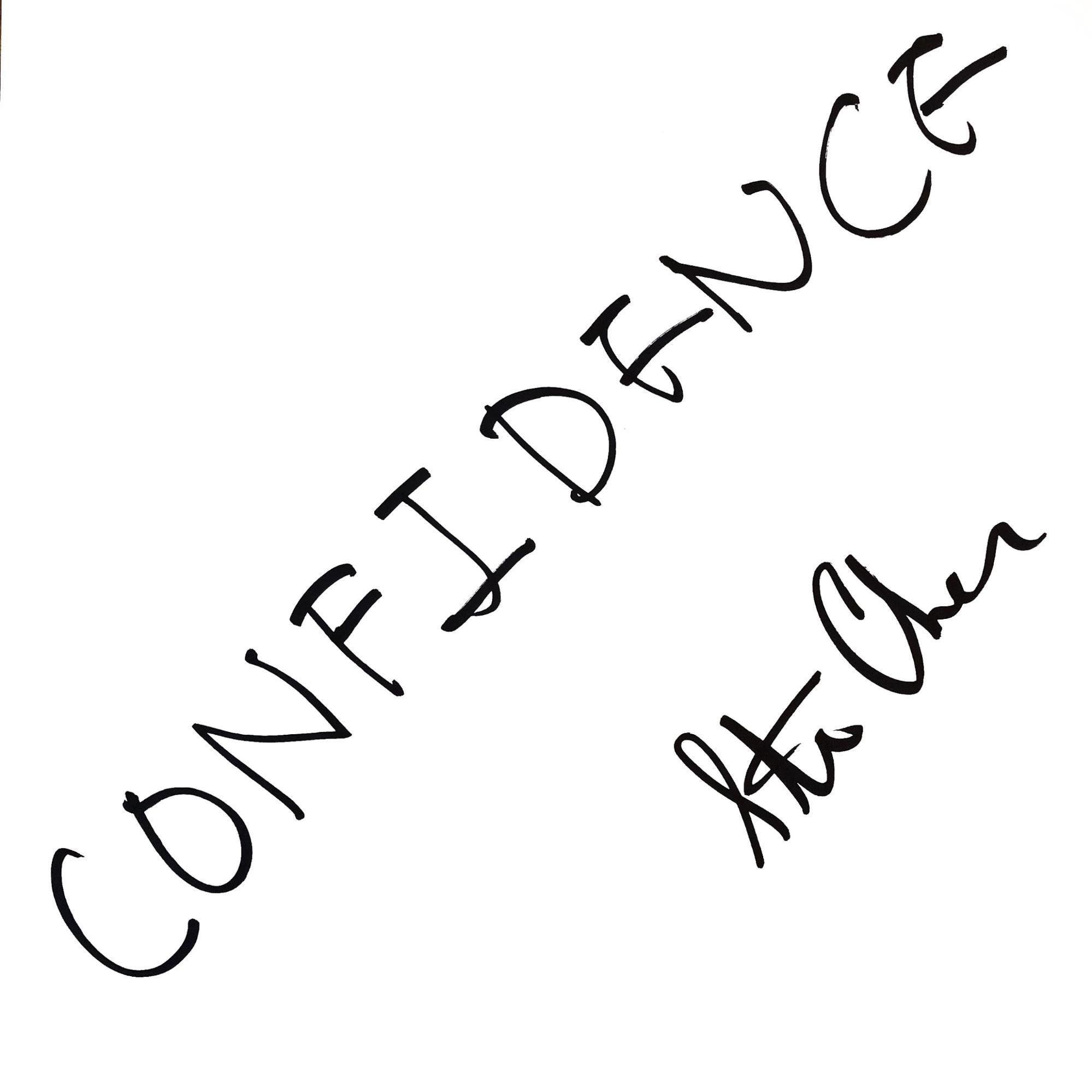 Confidence. Steve Chen