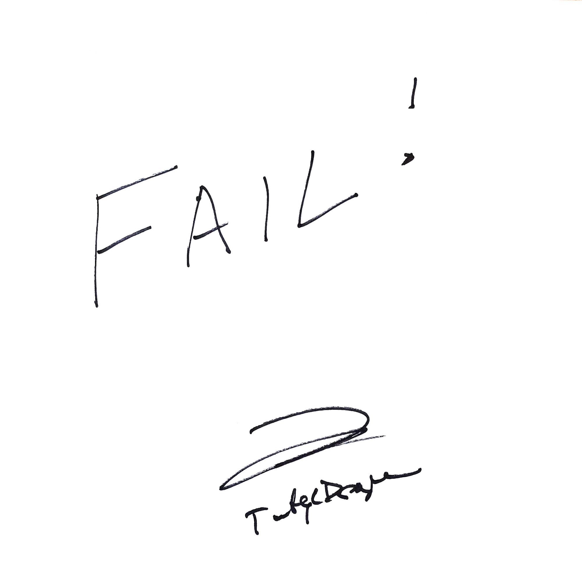 Fail. Tim Draper