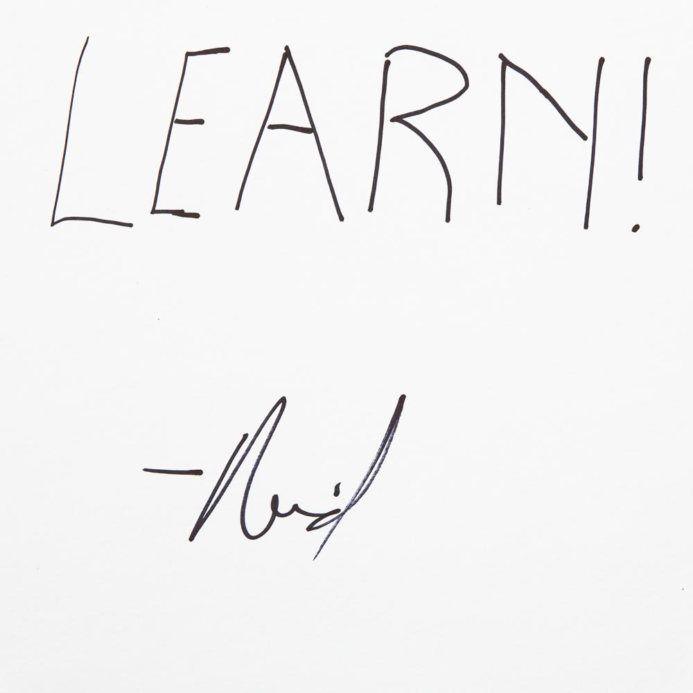 learn. Reid