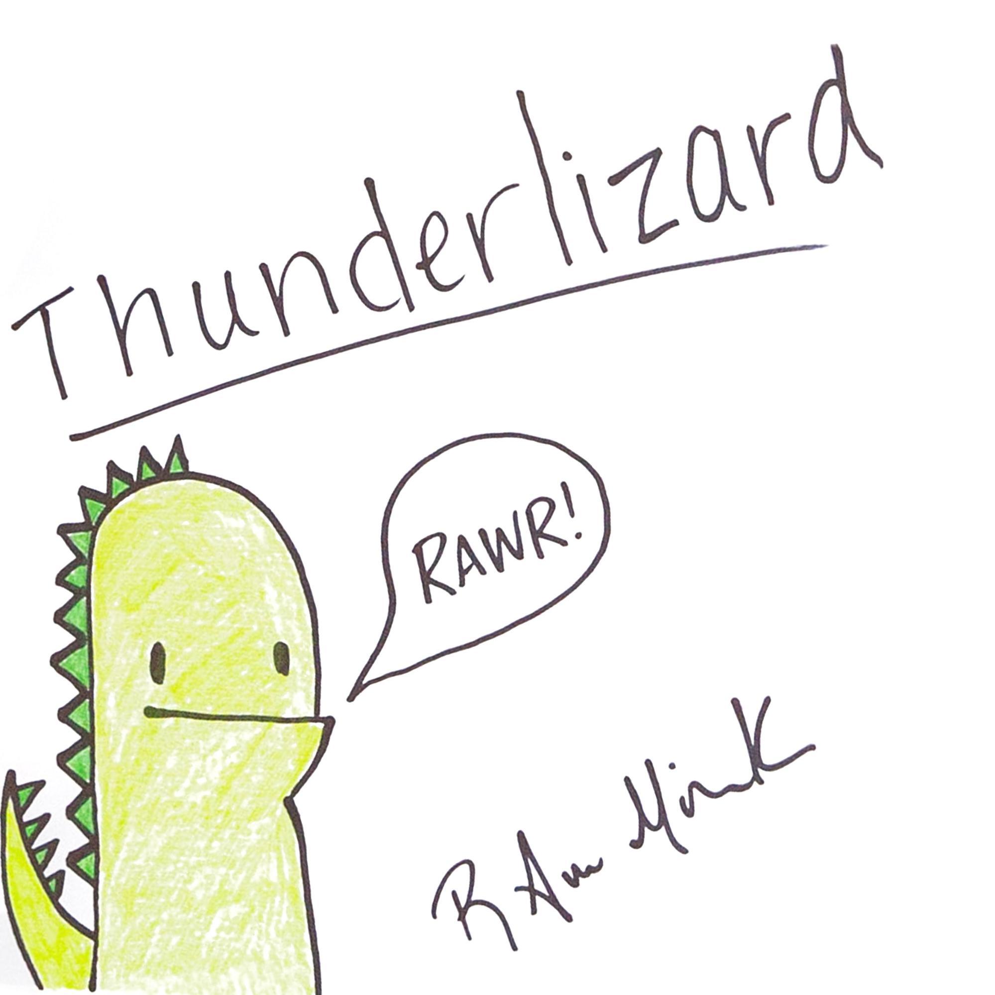 Thunderlizard. Anne Miura-Ko